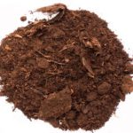Horse peat for agricultural needs