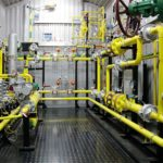 """Automated gas distribution stations AGDS """"Blue flame"""""""