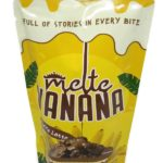 Banana chips with coffee flavor MELTE VANANA