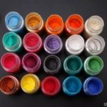 PEARL PIGMENTS CHEMRETAIL (MORE THAN 200 SPECIES, BRANDS AND SHADES)