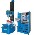 SPSH PIPE GRINDING AND LAINING MACHINES, VALVES DN 50 ... 1000 MM