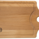 Cutting board Cremona 40 * 24 * 1.8 cm from solid beech