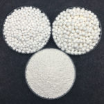 Activated alumina oxide ball 3.0-5.0mm in air dryer