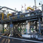 Gas metering stations (GIS)