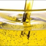 Unrefined cold pressed linseed oil